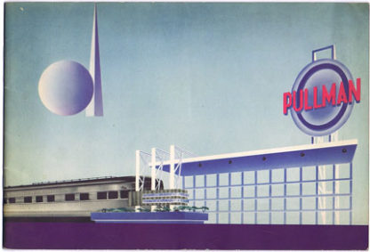 G127 PULLMAN COMPANY – WELCOME TO THE WORLD'S FAIR