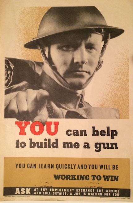 H149 YOU CAN HELP TO BUILD ME A GUN - YOU CAN LEARN QUICKLY AND YOU WILL BE WORKING TO WIN