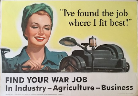 H187 I'VE FOUND THE JOB WHERE I FIT BEST - FIND YOUR WAR JOB