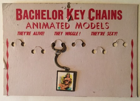 H241 BACHELOR KEY CHAINS ANIMATED MODELS