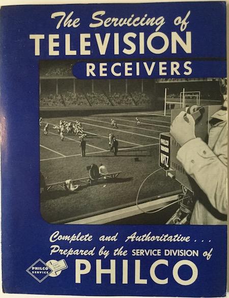 H270 PHILCO TELEVISION RECEIVERS