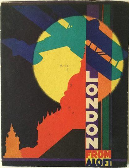 H274 LONDON FROM ALOFT