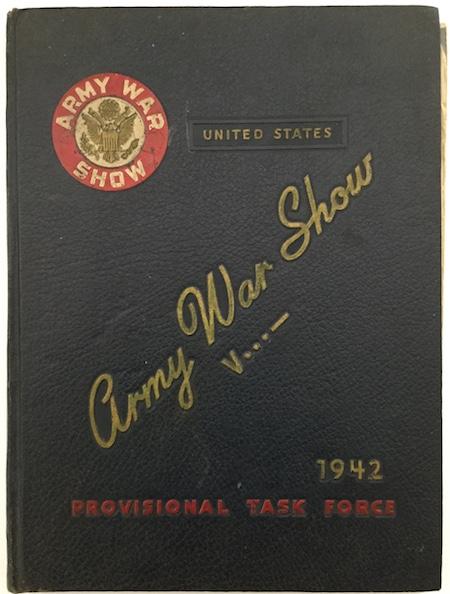 H348 ARMY WAR SHOW 1942