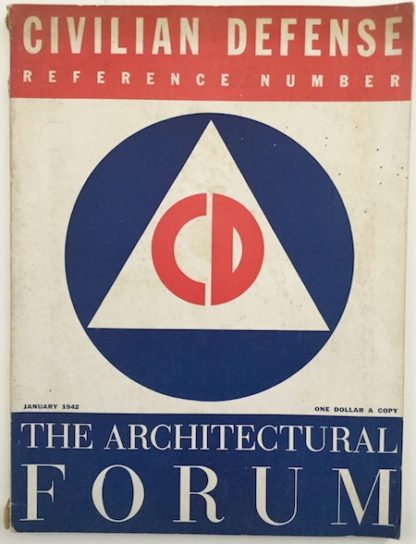 H349 THE ARCHITECTURAL FORUM JANUARY 1942