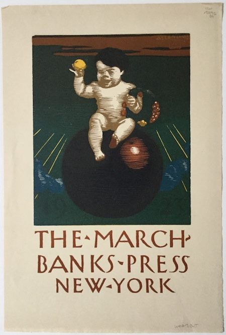 H460 THE MARCHBANKS PRESS NEW YORK NEW YEAR