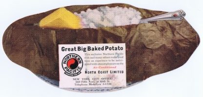 H562 GREAT BIG BAKED POTATO NORTH PACIFIC LIMITED