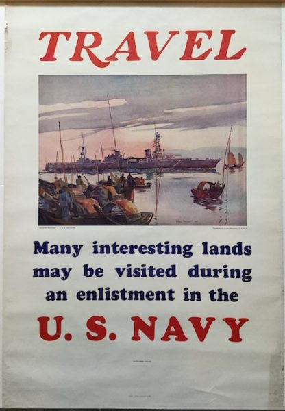 J78 TRAVEL – US NAVY