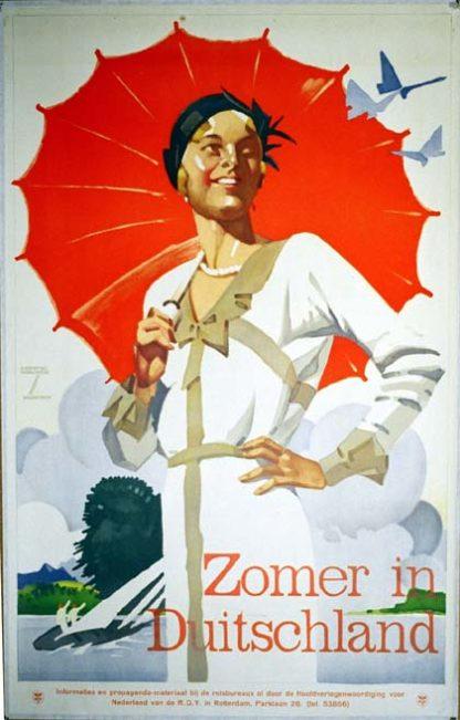 WW1799 ZOMER IN DUITSCHLAND