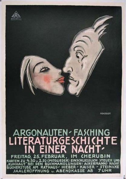 DK166 ARGONAUT CARNIVAL – HISTORY OF LITERATURE IN ONE NIGHT