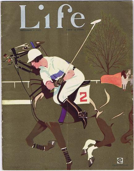 H053 LIFE MAGAZINE - September 1, 1927