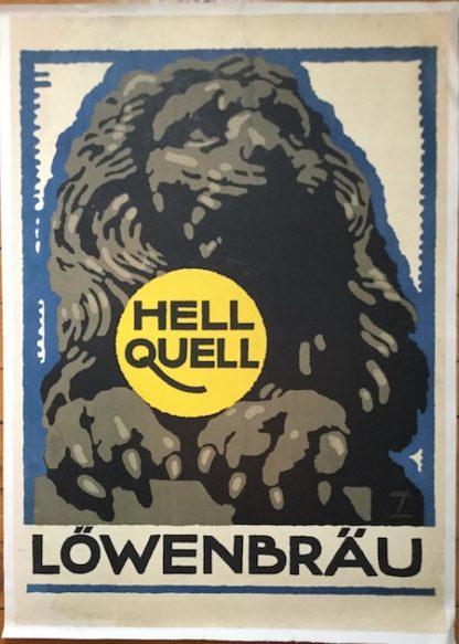 H452 LOWENBRAU BEER