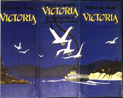 L1010 FOLLOW THE BIRDS TO VICTORIA