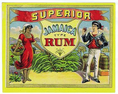 L1245 SUPERIOR JAMAICA RUM