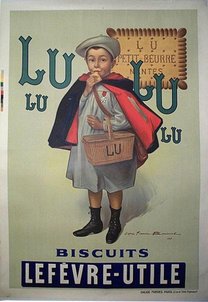 P0542 LU BISCUITS