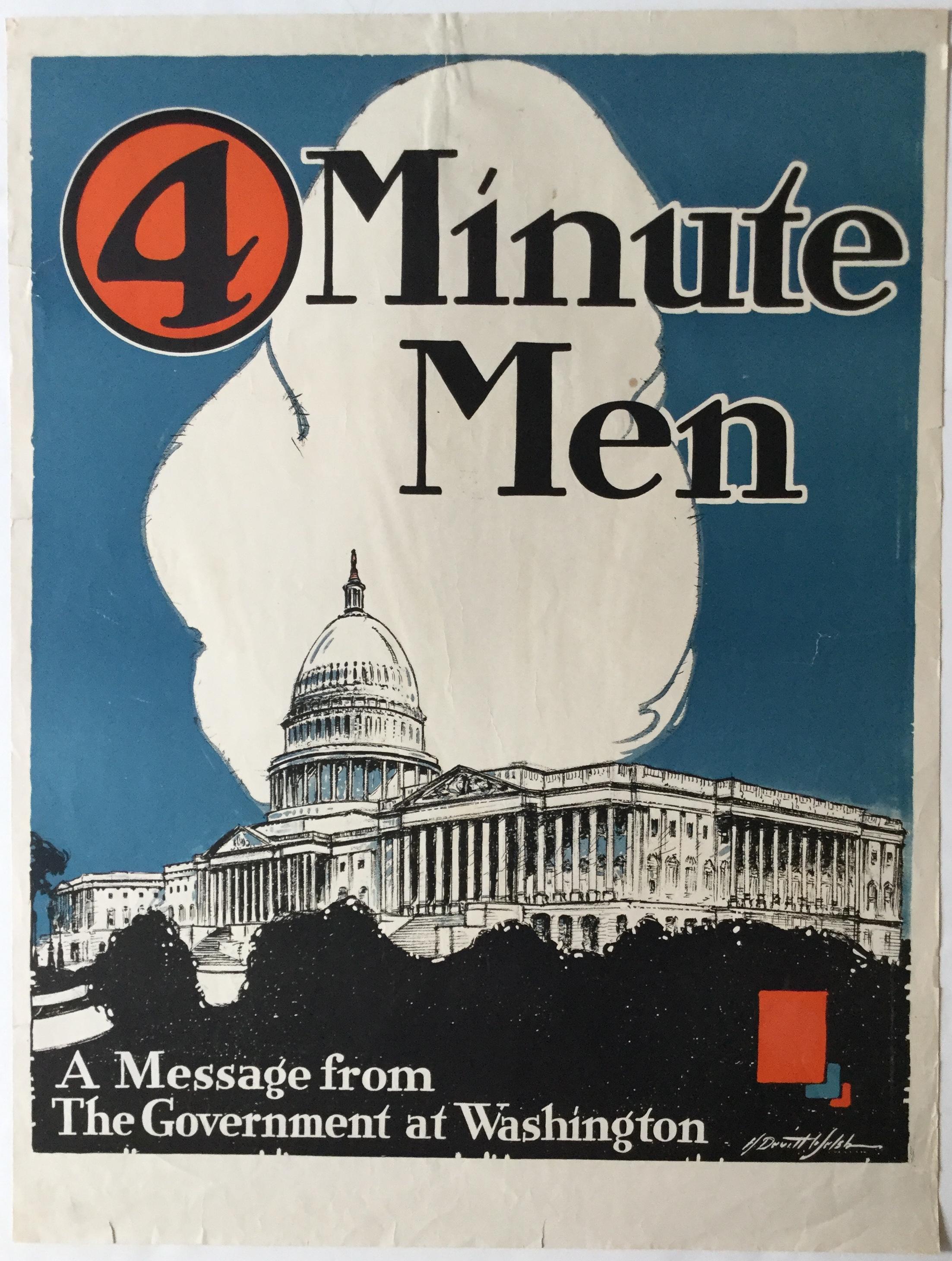 P2102 4 MINUTE MEN
