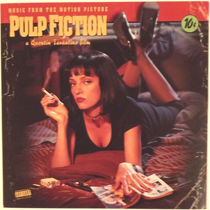U0735 PULP FICTION - MUSIC FROM THE MOTION PICTURE