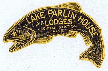 DK351 LAKE PARLIN HOUSE – LODGES – JACKMAN STATION MAINE