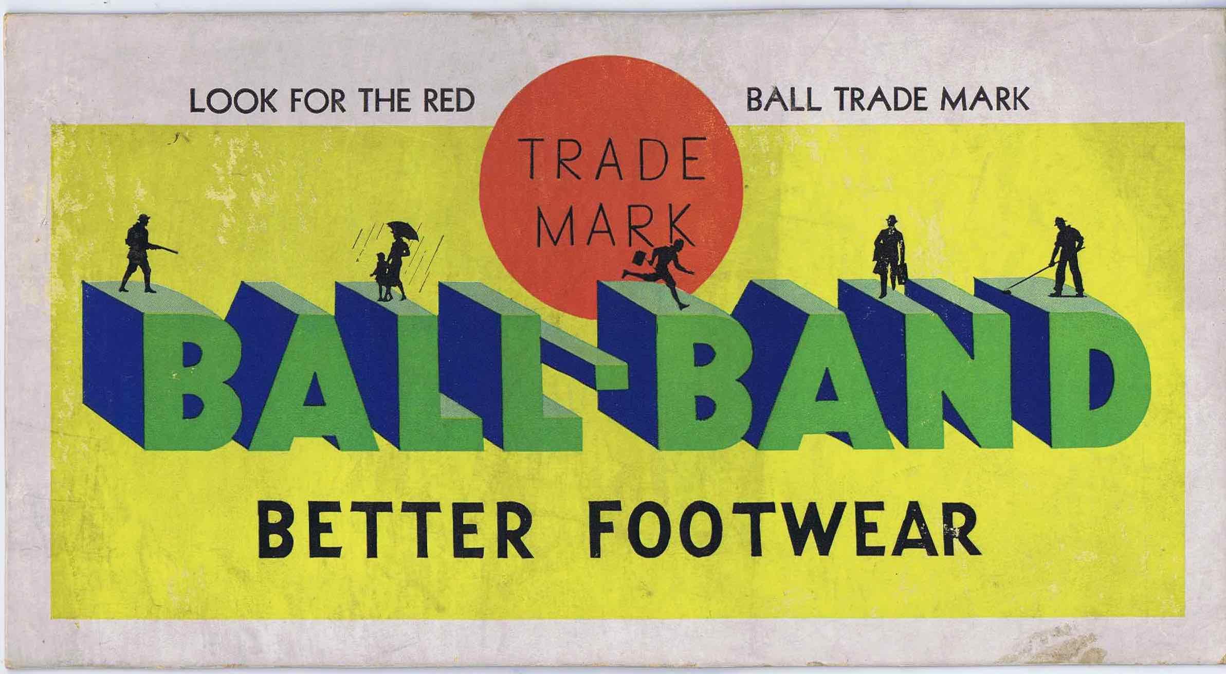 J234BALL BAND BETTER FOOTWEAR