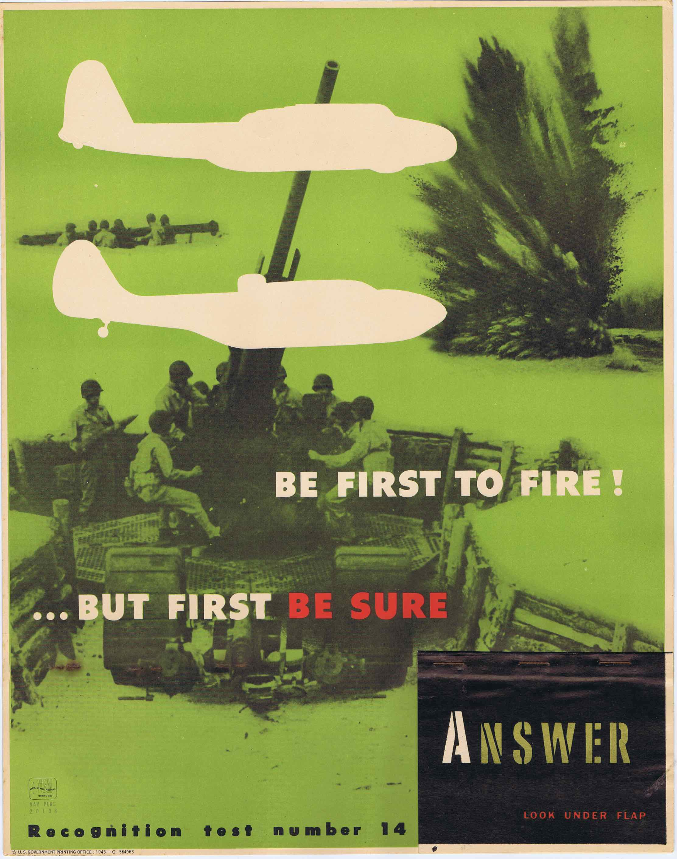J352BE FIRST TO FIRE! …BUT FIRST BE SURE