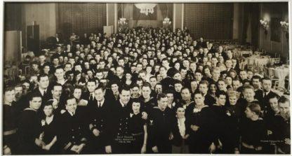 J437NAVY SHIP DANCE – HOTEL ROOSEVELT – FEBRUARY 25, 1945