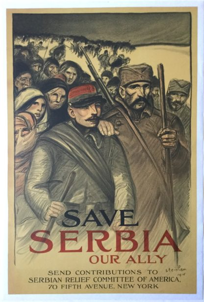 L2273SAVE SERBIA – OUR ALLY