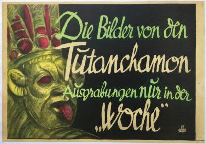 """WW1788TUTANCHAMON – DER """"WOCHE"""""""