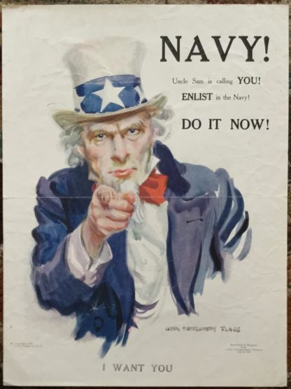 J546NAVY! UNCLE SAM IS CALLING YOU