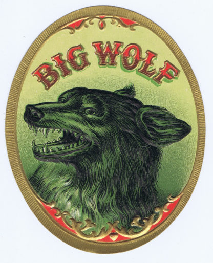 J683BIG WOLF