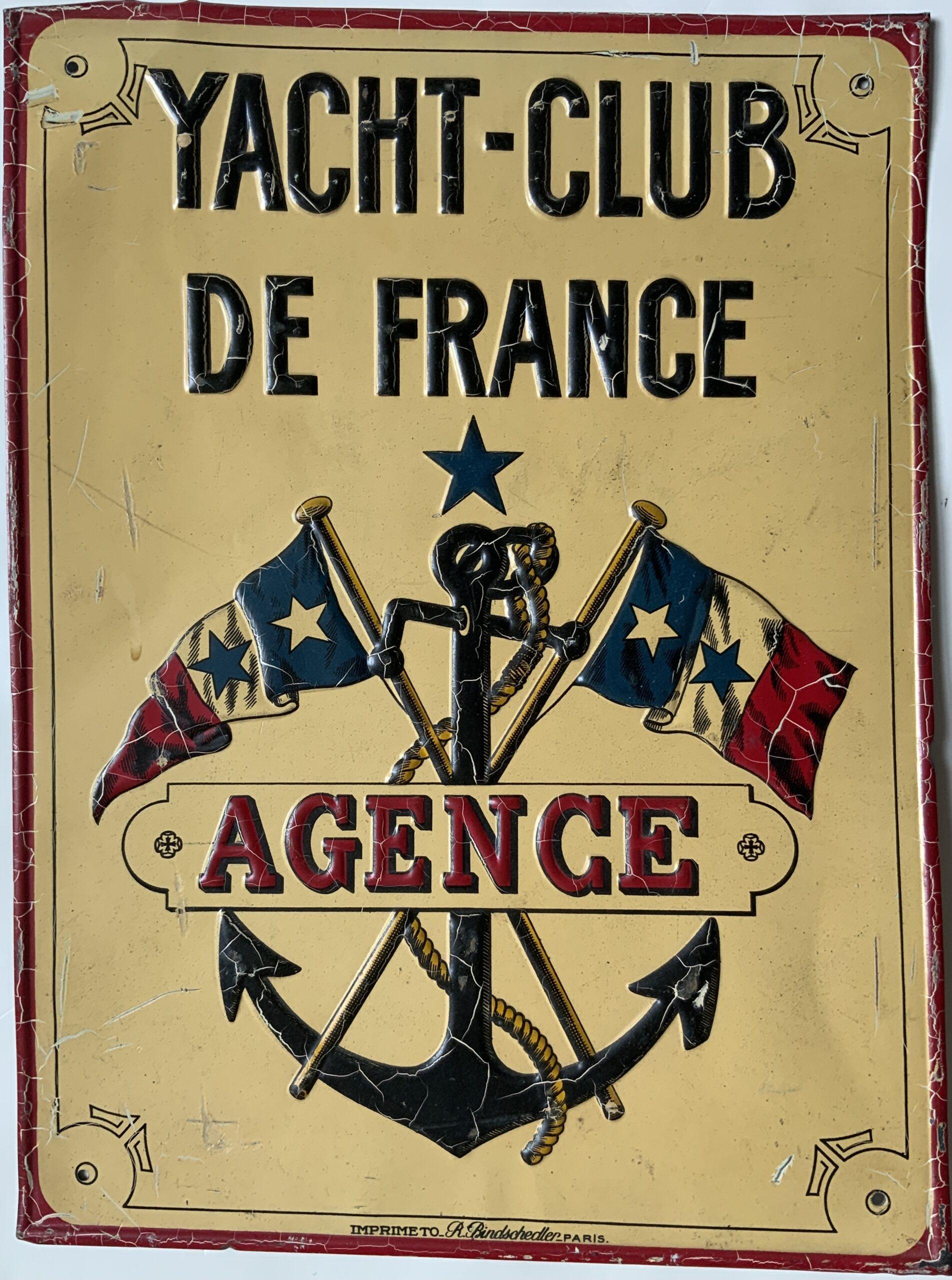 M179YACHT-CLUB DE FRANCE